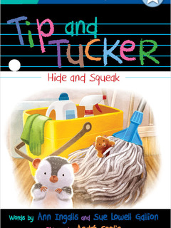 Tip and Tucker: Hide and Squeak