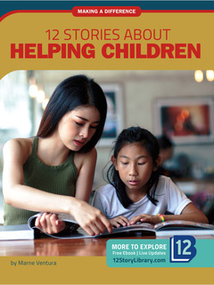 12 Stories about Helping Children