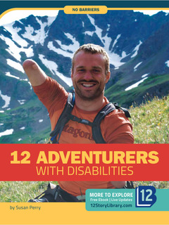 12 Adventurers with Disabilites