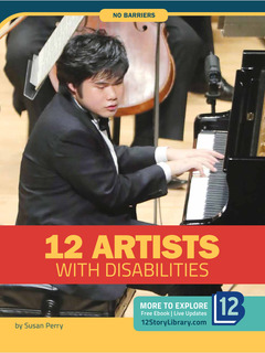 12 Artists with Disabilities