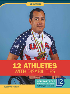 12 Athletes with Disabilities