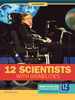 12 Scientists with Disabilities