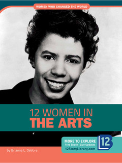 12 Women in the Arts
