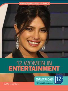 12 Women in Entertainment