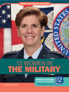 12 Women in the Military