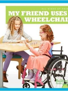 My Friend Uses a Wheelchair