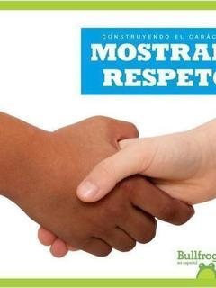 Mostrar respeto