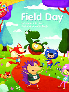 Field Day: a lesson on empathy