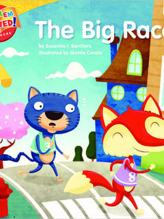 The Big Race: a lesson on perserverance