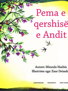 Andy's Cherry Tree (Albanian)