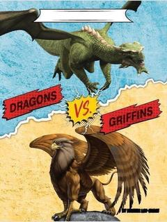 Dragons vs. Griffins