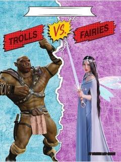 Trolls vs. Fairies