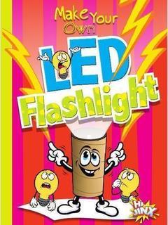 Make Your Own LED Flashlight