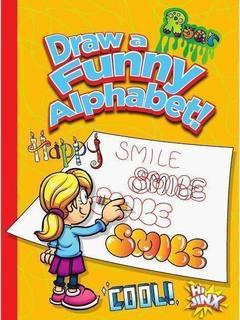 Draw a Funny Alphabet!