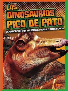 Los dinosaurios pico de pato