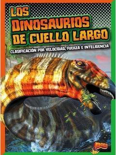 Los dinosaurios de cuello largo