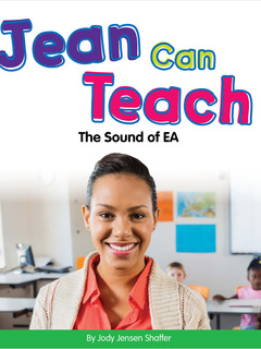 Jean Can Teach: The Sound of EA