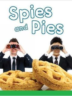 Spies and Pies: The Sound of IE