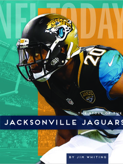 The Story of the Jacksonville Jaguars