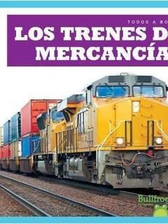Los trenes de mercancías