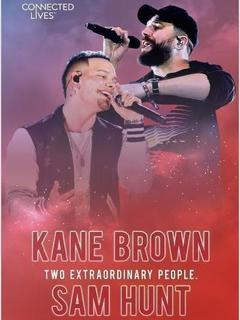 Connected Lives:  Kane Brown/Sam Hunt