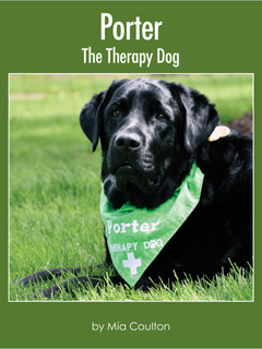 Porter The Therapy Dog