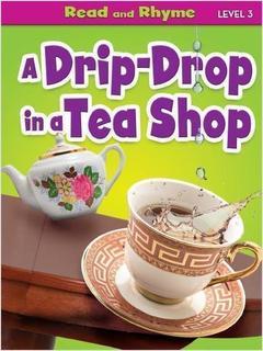 A Drip-Drop in a Tea Shop
