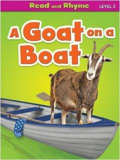A Goat on a Boat