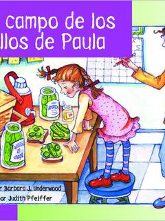 Día de campo de los pepinillos de Paula
