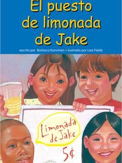 El puesto de limonada de Jake