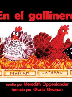En el gallinero