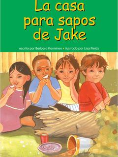 La casa para sapos de Jake