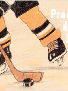Práctica de hockey