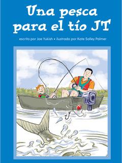 Una pesca para el tío JT