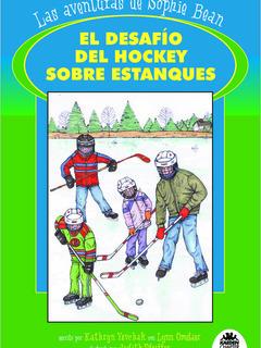 El desafío del hockey sobre estanques
