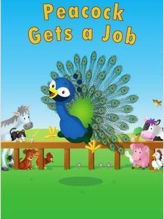 Peacock Gets a Job