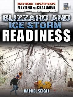 Blizzard and Ice Storm Readiness