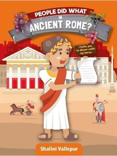 People Did What in Ancient Rome?