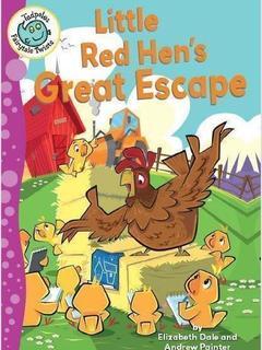 Little Red Hen's Great Escape