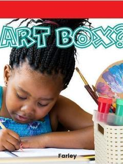 What Is In My Art Box?