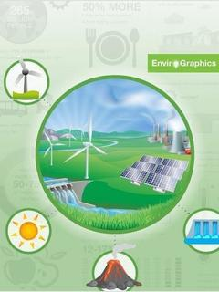Renewable Energy in Infographics