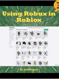 Using Robux in Roblox