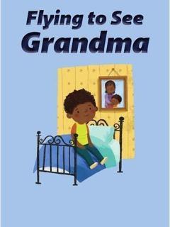 Flying to See Grandma