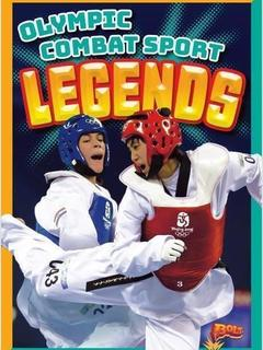 Olympic Combat Sports Legends