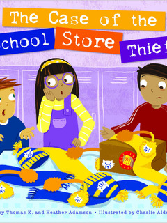 The Case of the School Store Thief
