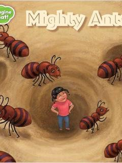 Mighty Ants: Exploring an Ant Colony