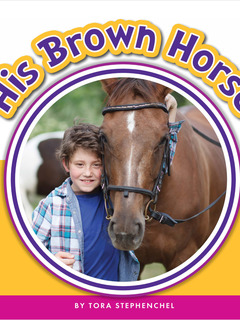 His Brown Horse