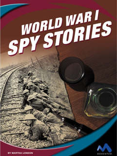 World War I Spy Stories