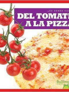 Del tomate a la pizza