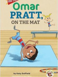 Omar Pratt, On the Mat